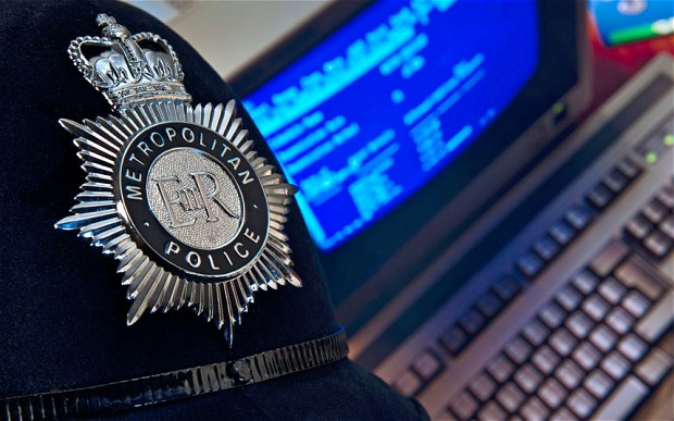 police hackers