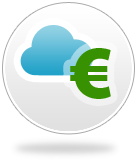illustration des gains avec le cloud